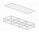 GM Матрац ГСИ-М 2x1x0,17-2,7 Ц