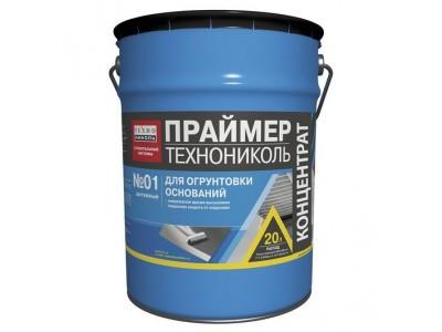 Праймер битумно–полимерный ТЕХНОНИКОЛЬ №03
