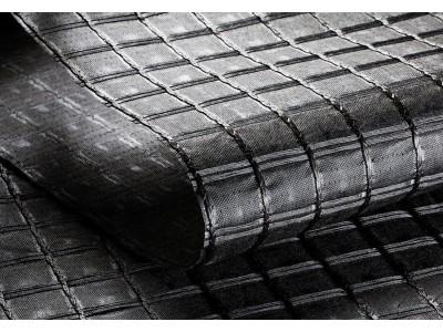 Геосетка стеклянная МЕАСЕТ-С 50/50 Асфальт, с ультратонкой ПП подложкой