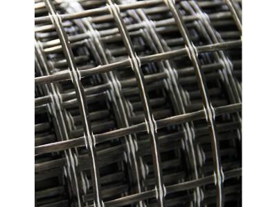 Сетка базальтовая МЕАСЕТ БК 50/50-25 кладочная (1.0 х 100)