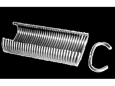 Скоба CL 50 с покрытием гальфан
