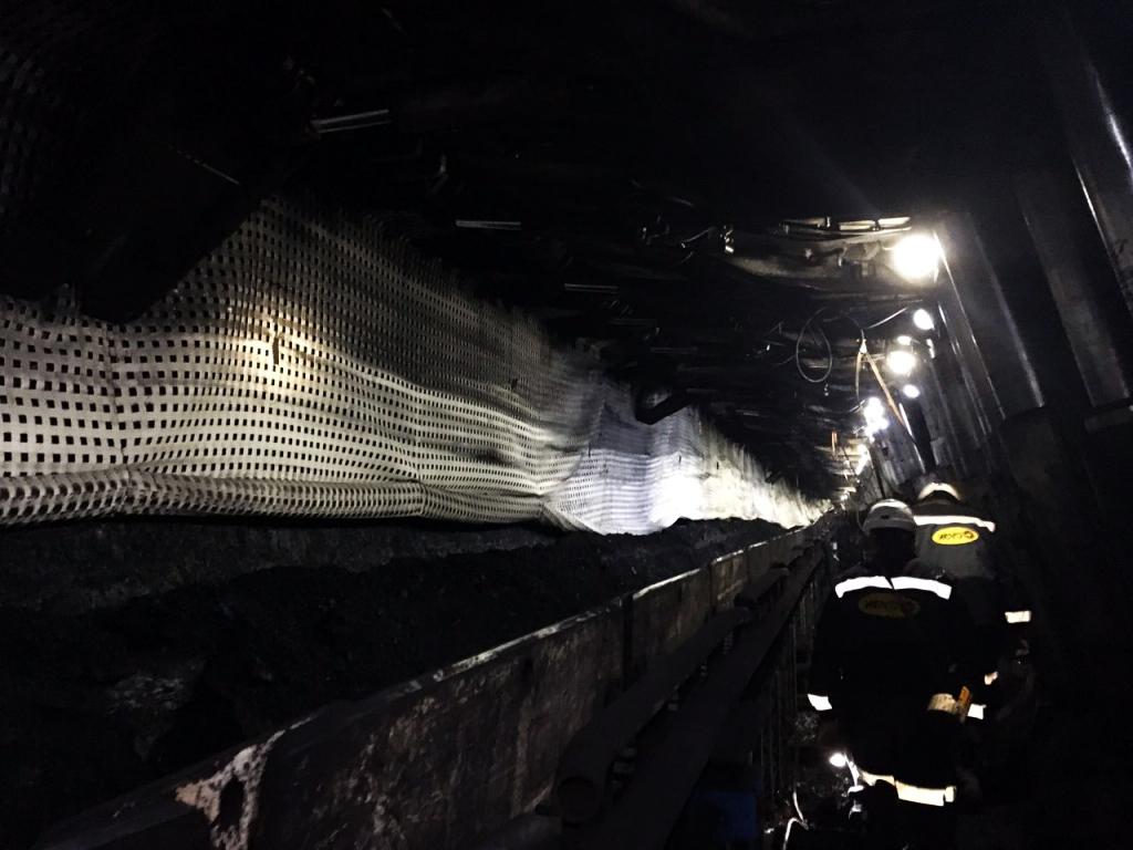 Сетка базальтовая МЕАСЕТ-БШ шахтная