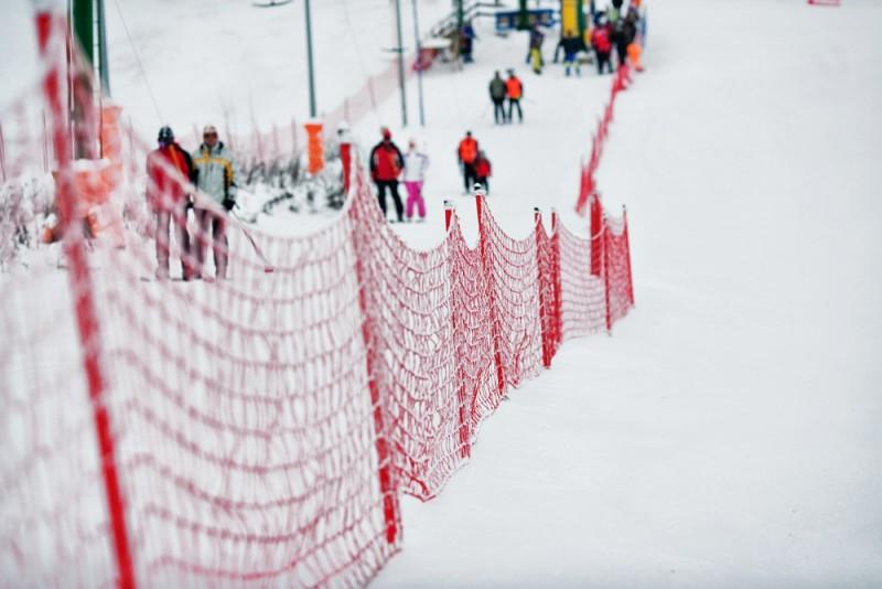 Cнегозадерживающая сетка Барьер-С50