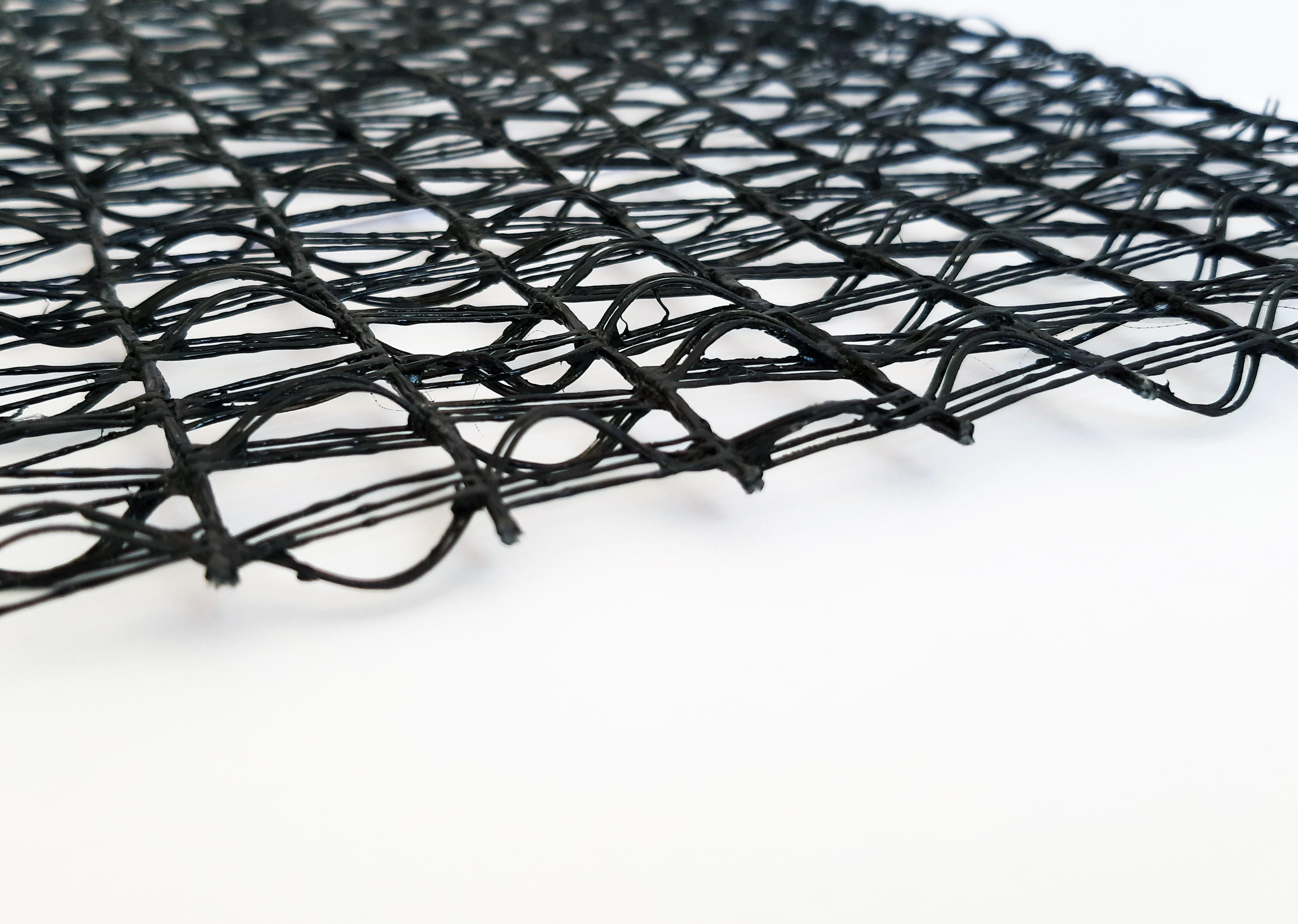 Георешетка ГСС-3D применение
