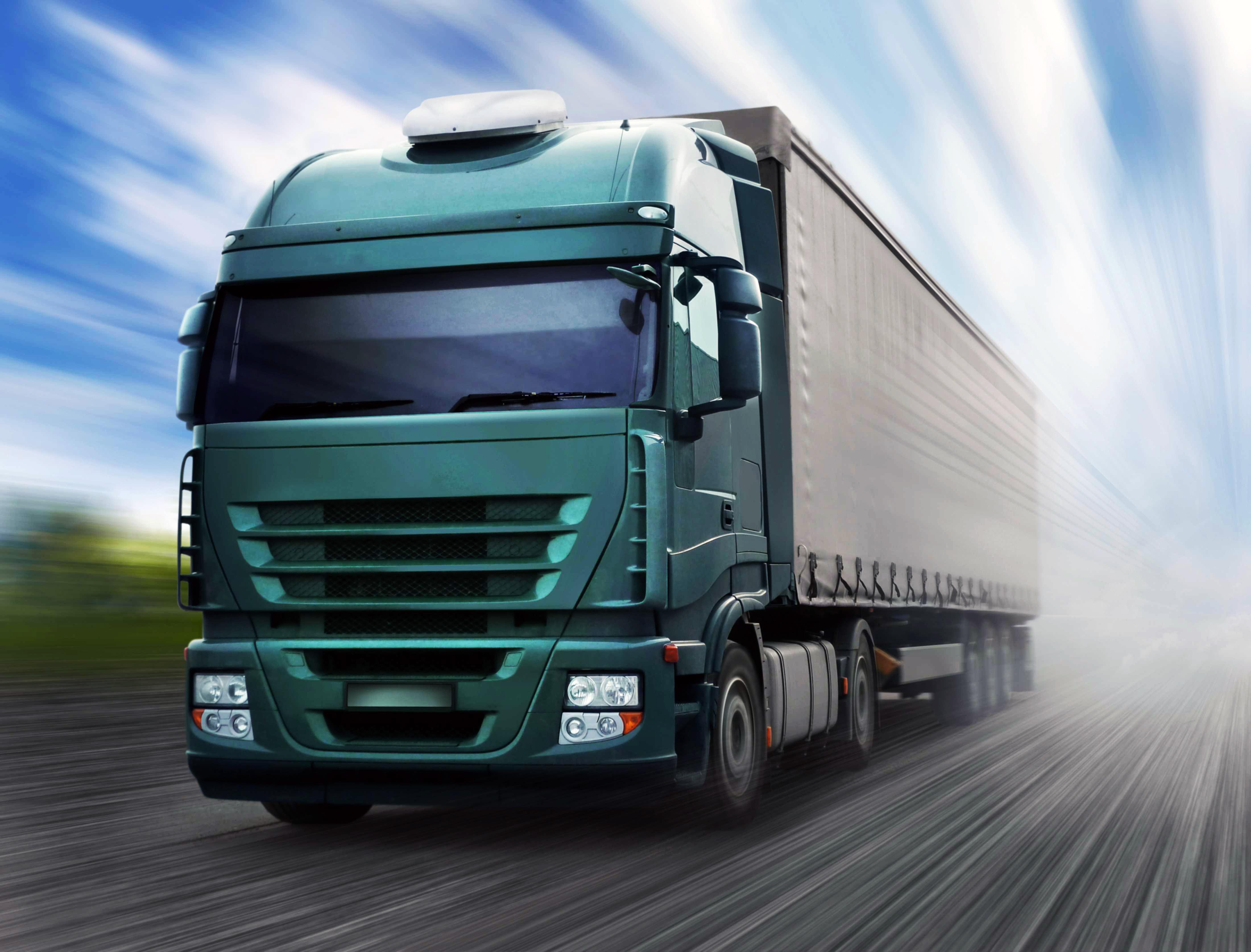 Информация о доставке геоматериалов транспортной компанией